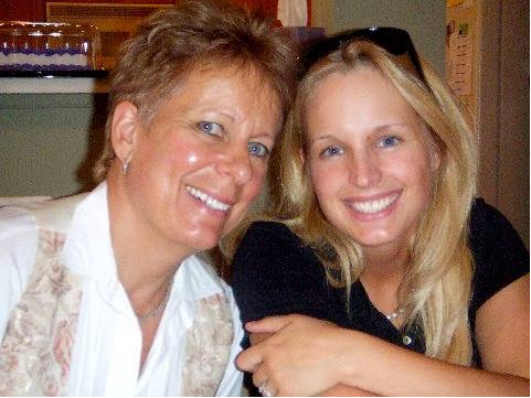Mary Jo and daughter, Shaun