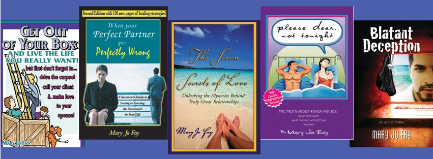 Books by Mary Jo Fay